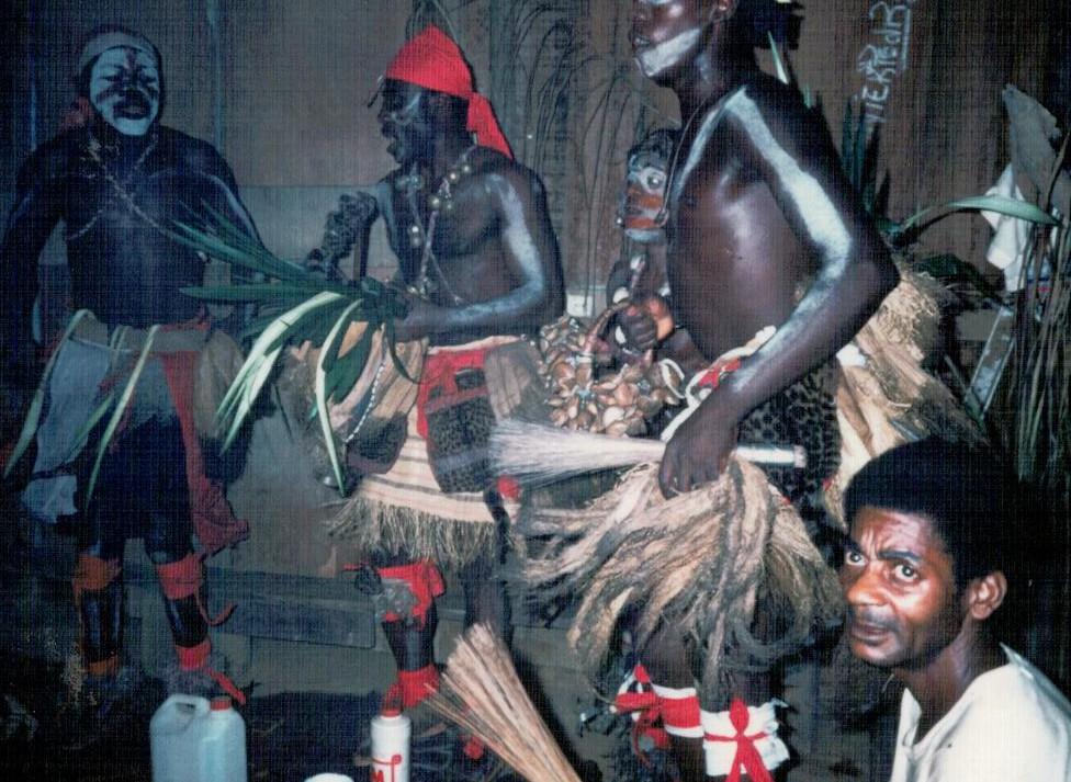 L'iboga, la sostanza degli antenati
