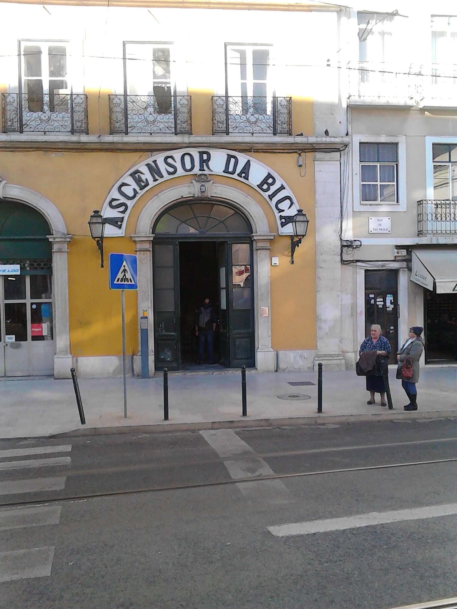 E' Lisbona che viene, non tu che vai.