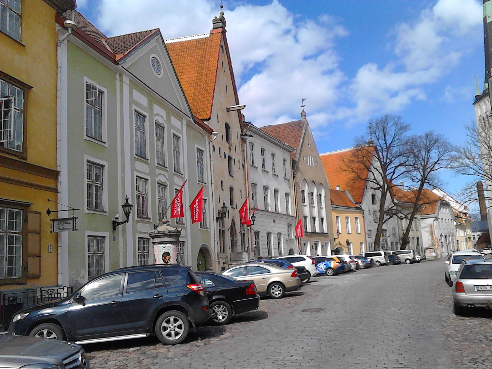 Tallinn, la complessa.