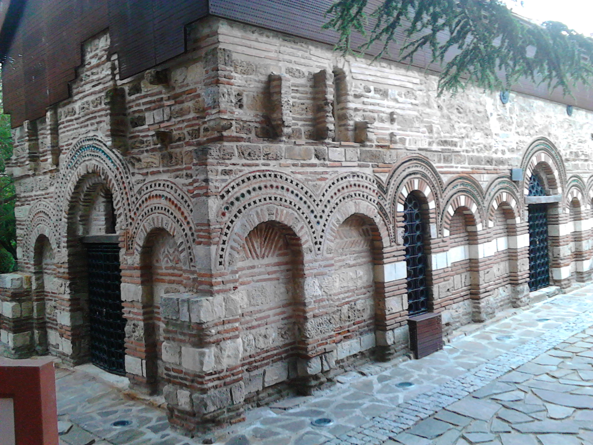 Chiesa di Nesebor.