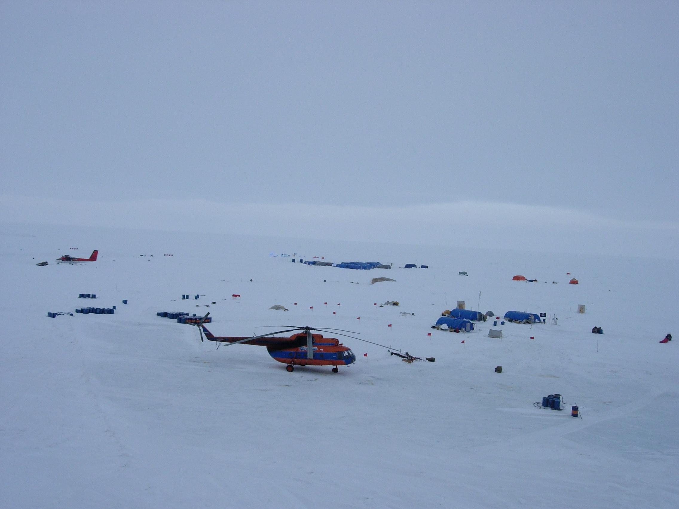 E' facile andare al Polo Nord.