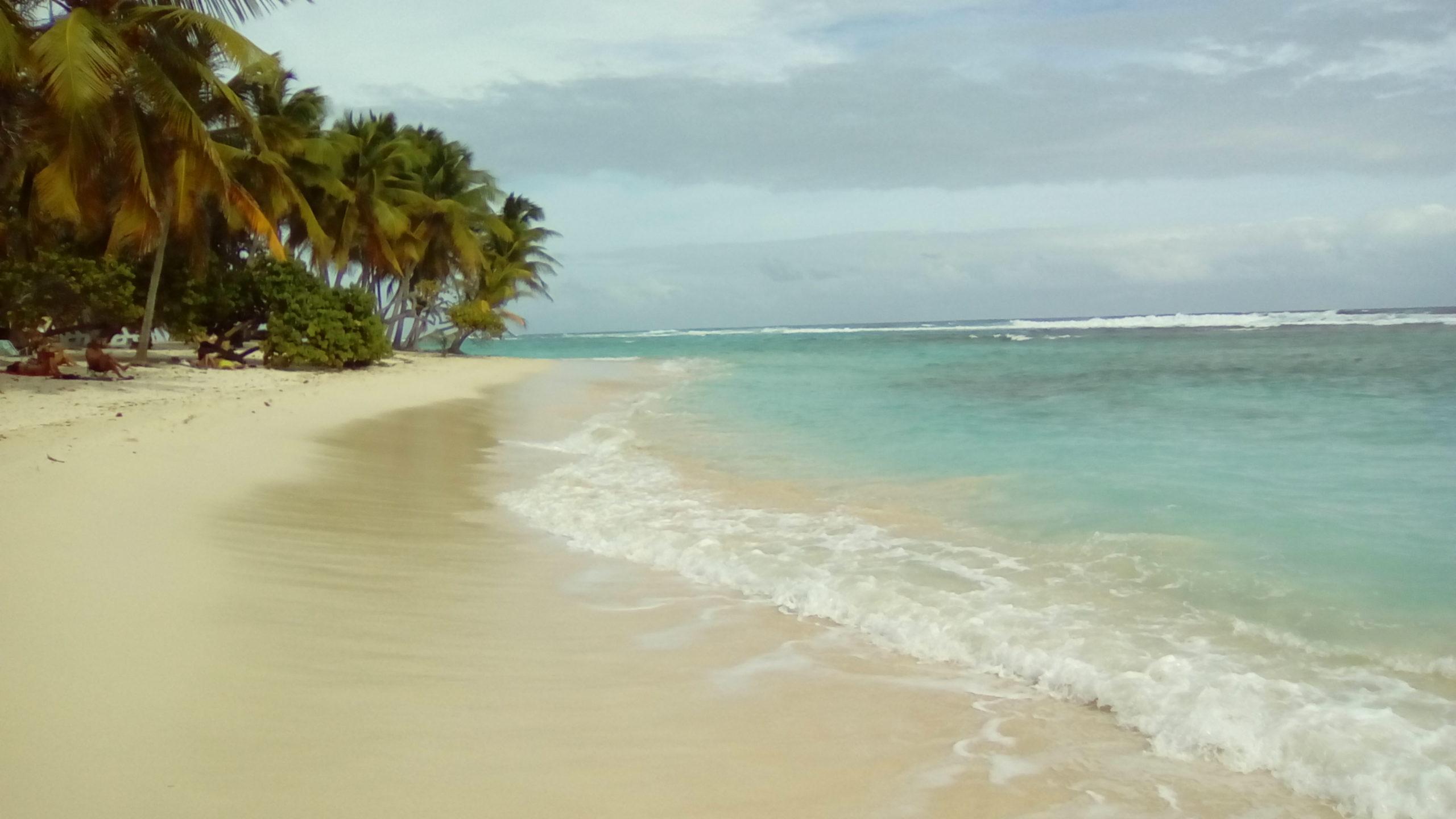 L'isola di Marie Galante sfiora la perfezione
