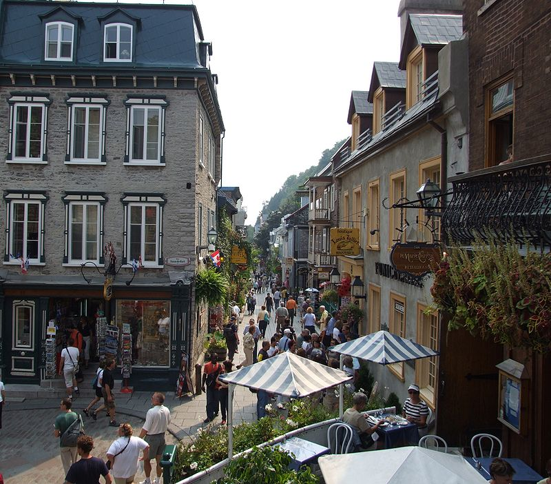 Montreal e Quebec City