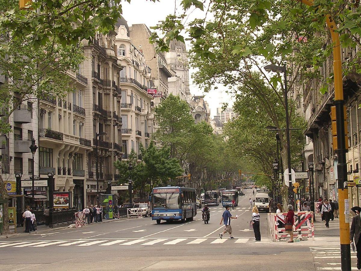 I nonni mancanti di Buenos Aires