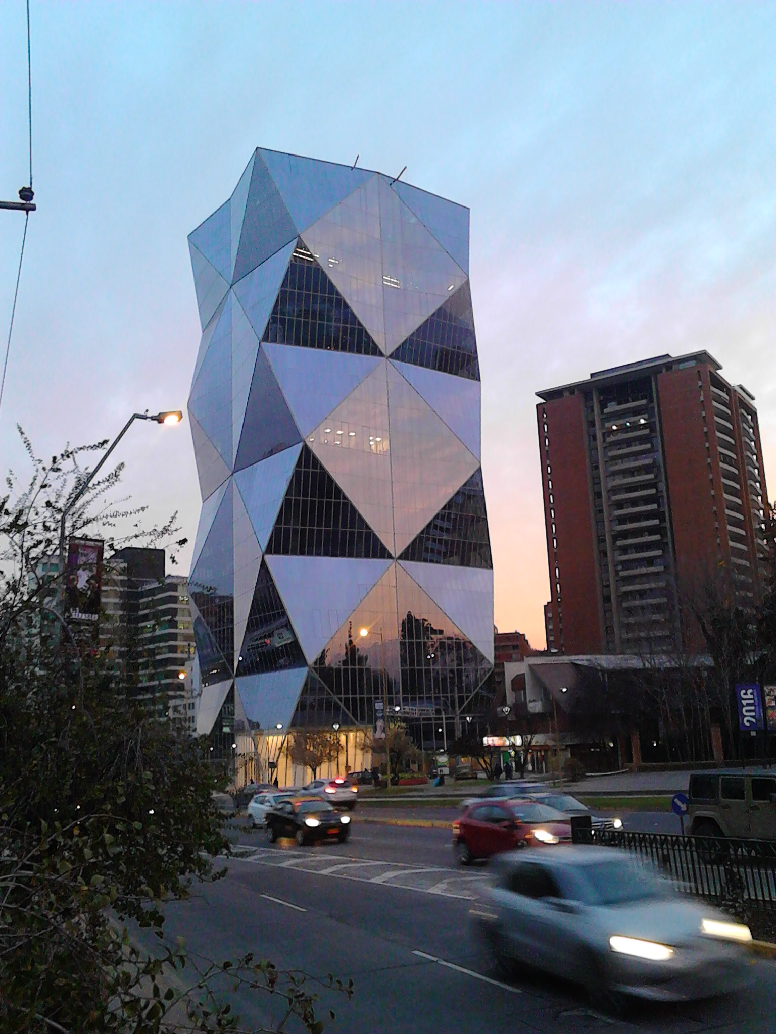 L'infinita monotonia del Sudamerica