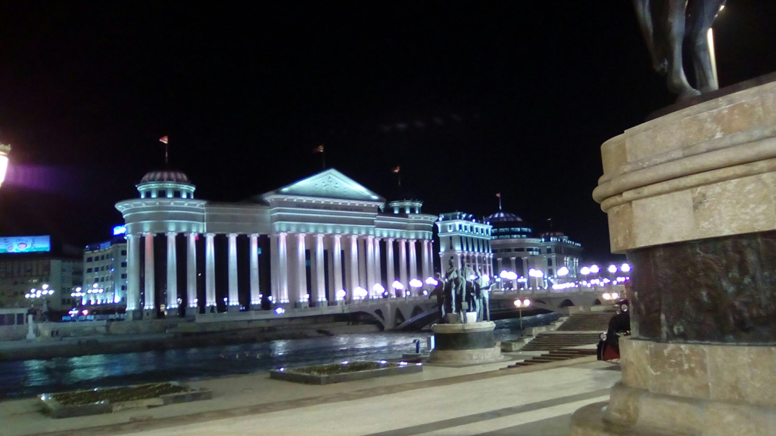 Macedonia, paese in cerca di storia e geografia.