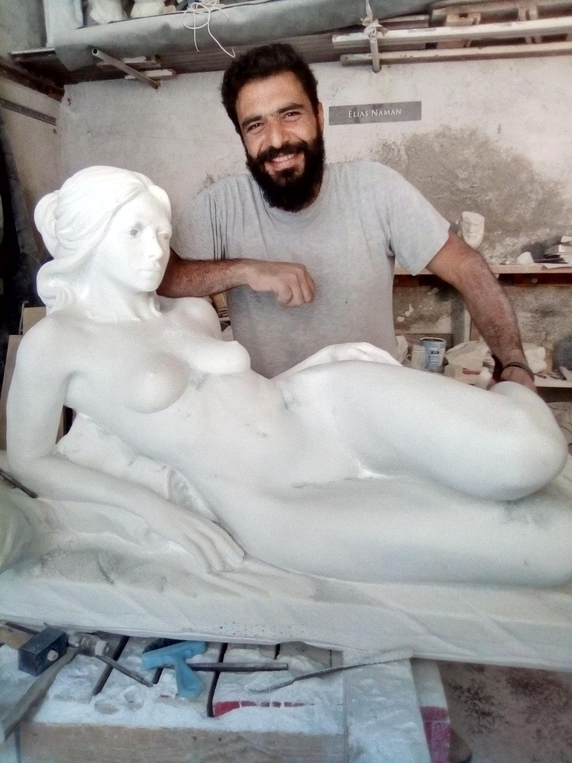 I marmisti di Carrara e la giornata Studi Aperti