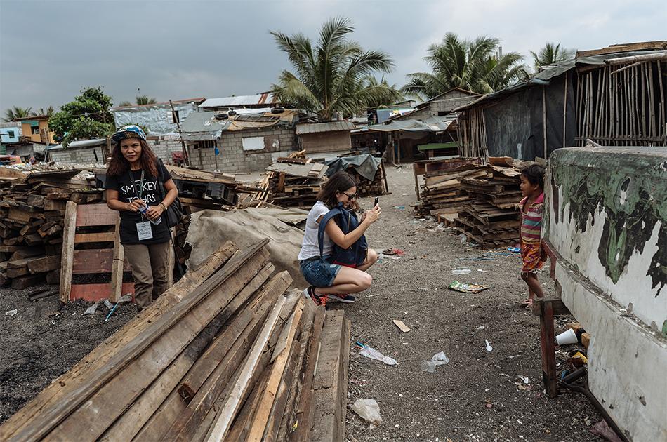 Il turismo della miseria
