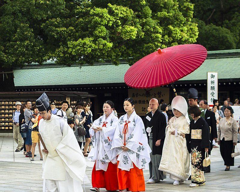 Uomini e donne a Tokyo